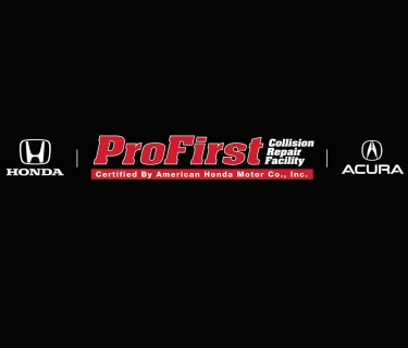 Honda Certified ProFirst Collision Repair Facility