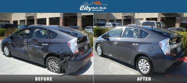 Toyota Prius - Gray