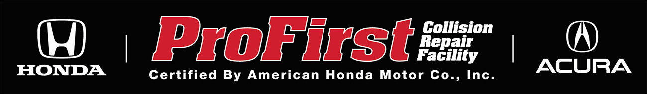 Honda ProFirst - Collision Repair Facility
